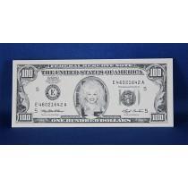 Dolly Parton - $100 bill