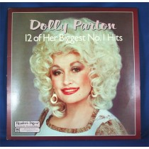 "Dolly Parton - LP ""12 of Her Biggest No. 1 Hits"""