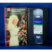 "Dolly Parton - VHS ""A Smoky Mountain Christmas"""