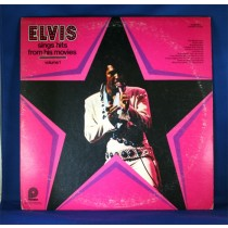 "Elvis Presley - LP ""Elvis Sings Hits From His Movies: Volume 1"""