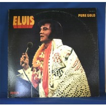 "Elvis Presley - LP ""Pure Gold"""