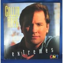 "Collin Raye - promo flat ""Extremes"""