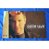 "Collin Raye - promo locker flat ""Tracks"""