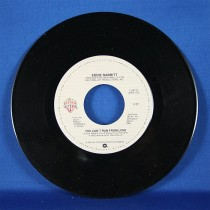"Eddie Rabbitt - 45 LP ""You Got Me Now"" & ""You Can't Run From Love"""