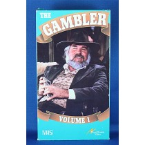 "Kenny Rogers - VHS ""The Gambler - Volume 1"""