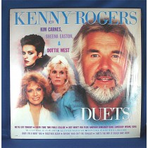 "Kenny Rogers - LP ""Duets"""