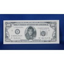 LeAnn Rimes - $100 bill