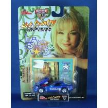 LeAnn Rimes - die cast Hot Country car #1