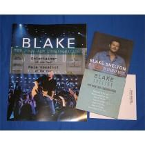 Blake Shelton - Fan Pack