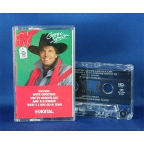 "George Strait - cassette ""Merry Christmas Strait To You!"""