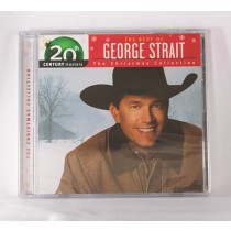 """George Strait - CD """"The Best of George Strait: The Christmas Collection"""""""