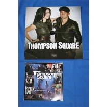Thompson Square - 2012 ACM & CMA promo cards