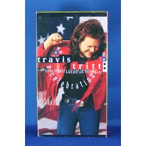 "Travis Tritt - VHS ""A Celebration - A musical tribute to the spirit of the Disabled American Veteran"""
