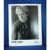 Keith Urban - 8x10 black & white photograph