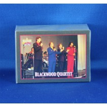 """Various Artists - trading cards """"Branson On Stage"""""""