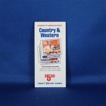 "Various Artists - stamps ""Country & Western"""