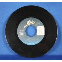 "Various Artists - 45 LP Travis Tritt ""Burning Love"" & Dwight Yoakam ""Suspicious Minds"""