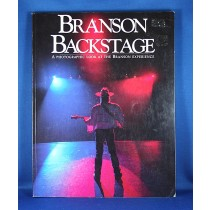 """Various Artists - book """"Branson Backstage"""""""