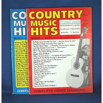 """Various Artists - magazines """"Country Music Hits"""""""