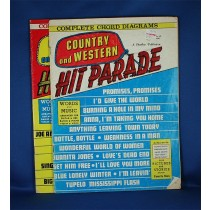 "Various Artists - magazines ""Country and Western Hit Parade"""