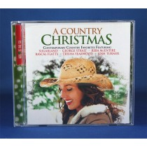 """Various Artists - CD """"A Country Christmas"""""""