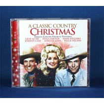 "Various Artists - CD ""A Classic Country Christmas"""