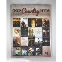 "Various Artists - songbook ""Top Country Hits of 2008-2009"""