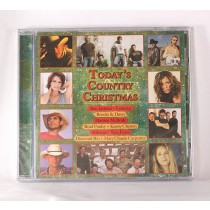 "Various Artists - CD ""Today's Country Christmas"""