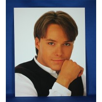 Bryan White - 8x10 color photograph on white backdrop