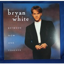 "Bryan White - promo flat ""Between Now And Forever"""