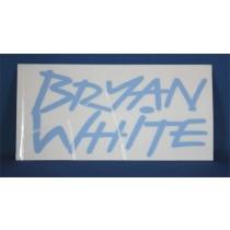 Bryan White - window cling