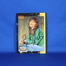 Lari White - autographed 1993 Country Gold trading card #2