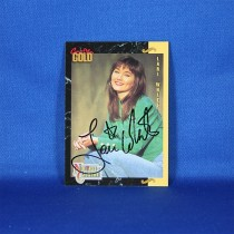 Lari White - autographed 1993 Country Gold trading card #3