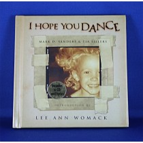 """Lee Ann Womack - book with CD """"I Hope You Dance"""""""