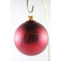 FFF Charities – Lacy J. Dalton – Red Christmas Ornament #4