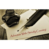 Strictly Country - Advertising on website