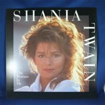 """Shania Twain - promo flat """"The Woman In Me"""""""