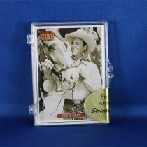 "Various Artists - trading cards 1993 ""CMA Country Gold Singing Cowboys of the Silver Screen"" individual cards"